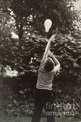 Photograph - Simple Fun - Summer 1965 by Miriam Danar