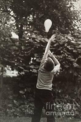 Photograph - Simple Fun - Summer 1965 by Miriam Danar