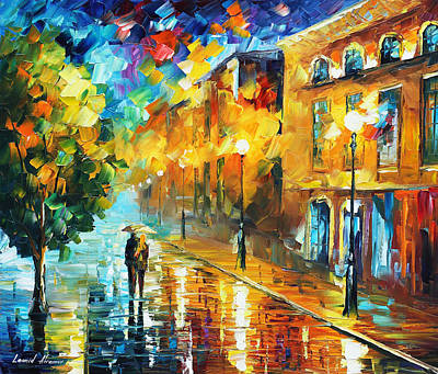 Simple Life Original by Leonid Afremov