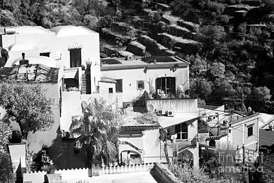 Photograph - Simple Living In Positano by John Rizzuto