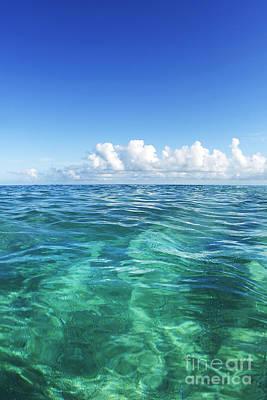 Photograph - Simple Ocean 1 by Vince Cavataio - Printscapes