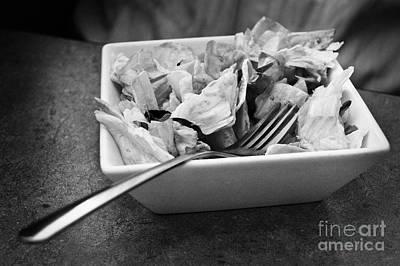 Photograph - Simple Salad by Patrick M Lynch