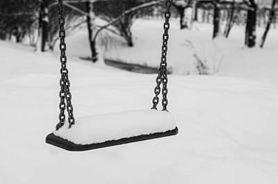 Photograph - Simple Swing by Miguel Winterpacht
