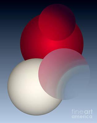 Digital Art - Simplicity 2983 by John Krakora