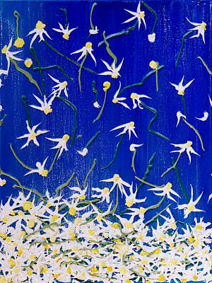 Painting - Simplicity by Teresa Wegrzyn