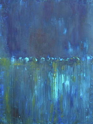 Simplicty  Original by Tanya Lozano Abstract Expressionism