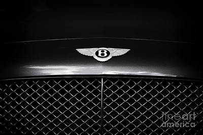 Simply Bentley Art Print
