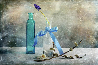 Photograph - Simply Blue by Randi Grace Nilsberg