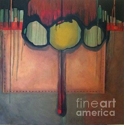Painting - Simply Riveting by Marlene Burns