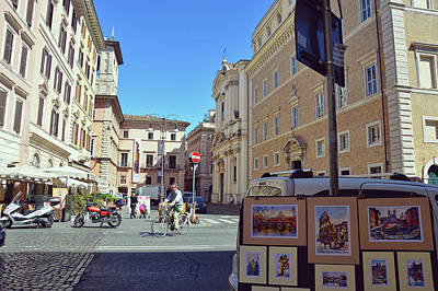 Photograph - Simply Rome by JAMART Photography
