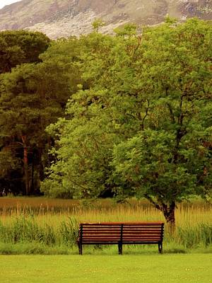 Photograph - Simply Sit And Relax by Jenny Regan