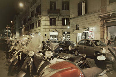 Photograph - Simply Trastevere by JAMART Photography