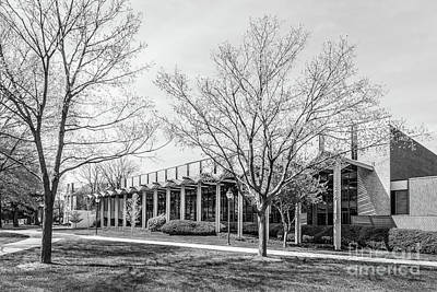 Photograph - Simpson College Dunn Library by University Icons