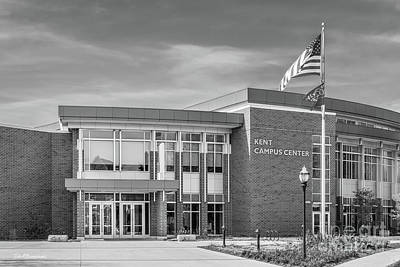 Photograph - Simpson College Kent Campus Center by University Icons