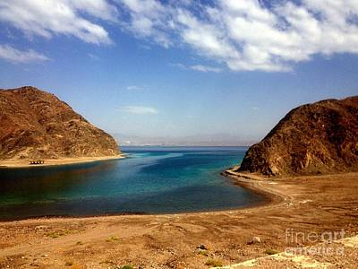 Most Sold Photograph - Sinai Fjord Bay  by Noa Yerushalmi