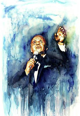Sinatra - Ol' Blue Eyes Original