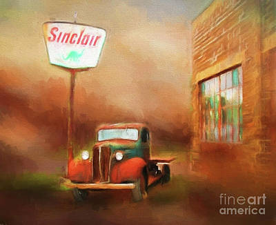Photograph - Sinclair by Clare VanderVeen