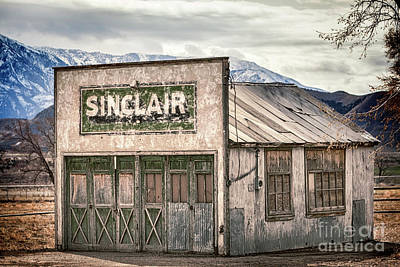 Photograph - Sinclair Large Canvas Art, Canvas Print, Large Art, Large Wall Decor, Home Decor, Photography by David Millenheft