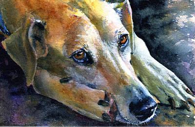John Benson Painting - Singa by John D Benson