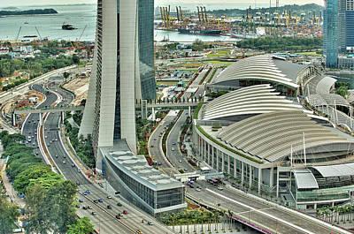 Singapore Marina Bay Sands Original