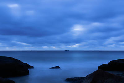 Photograph - Singing The Blues, Singing Beach   by Michael Hubley