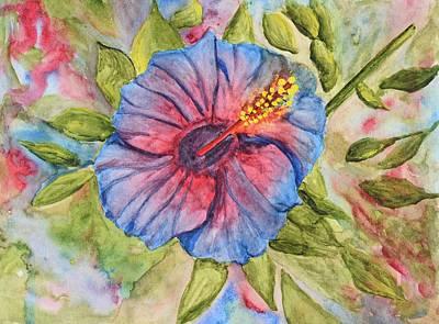 Single Hibiscus Original