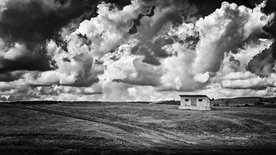 Photograph - Hut Of Dreams by John Williams