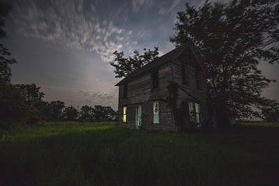 Photograph - Sinister Ill by Aaron J Groen