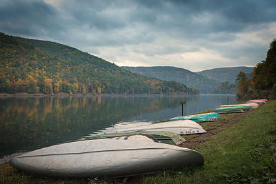 Photograph - Sinnemahoning State Park by Cindy Hartman