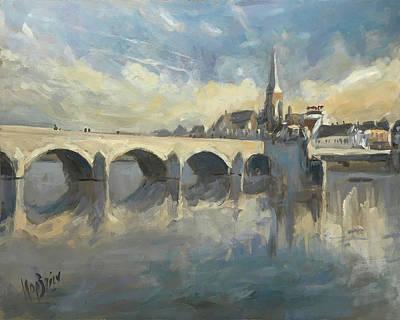 Sint Servaas Bridge Maastricht Original