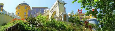 Photograph - Sintra Castle by Patricia Schaefer