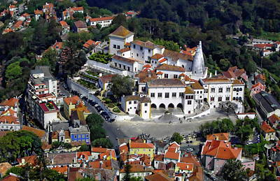 Photograph - Sintra From Above by Anthony Dezenzio