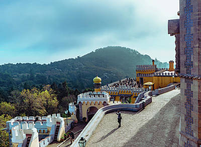 Photograph - Sintra Views by Nisah Cheatham