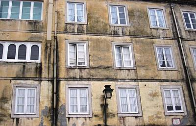 Photograph - Sintra Vintage Building V Portugal by John Shiron