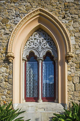 Photograph - Sintra Window by Carlos Caetano