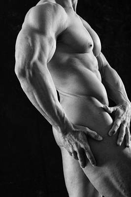 Thomas Mitchell Photograph - Sinuosity by Thomas Mitchell