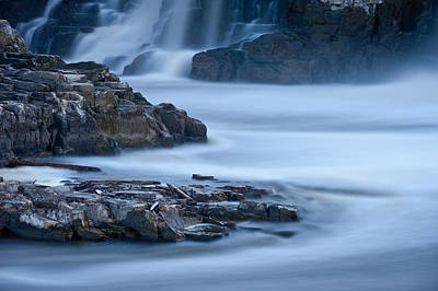 Sioux Photograph - Sioux Falls Park South Dakota by Steve Gadomski