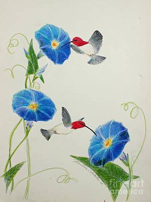 Painting - Sip, Sip by Marlene Schwartz Massey