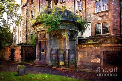 Photograph - Sir George Mackenzie Mausoleum by Stuart Row