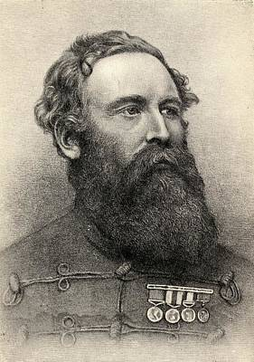 Sir Harry Burnett Lumsden, 1821-1896 Art Print