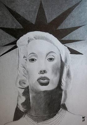 Siren Song Iv Art Print