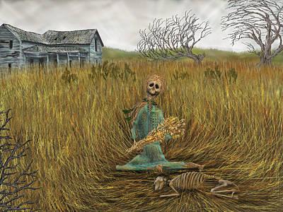 Digital Art - Sis by Jamison Smith