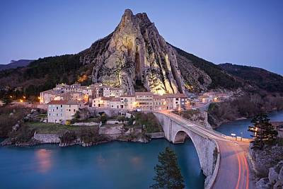 Photograph - Sisteron by Stephen Taylor