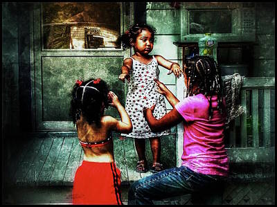 Photograph - Sisters by Al Harden