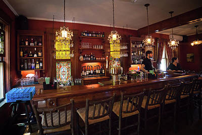 Photograph - Sisters Bistro Bar by David Patterson
