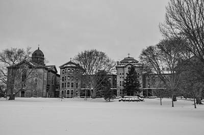 Mercy Photograph - Sisters Of Mercy Convent And Schools Merion by Bill Cannon