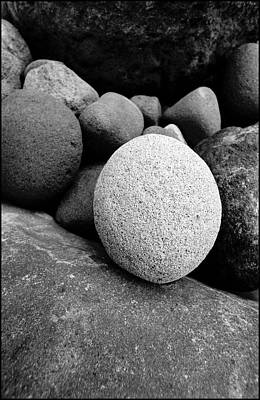 Photograph - Sisyphus's Solution by Werner Hammerstingl