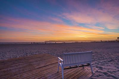 Photograph - Sit Enjoy The View by Scott Cunningham
