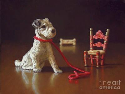 Painting - Sit Isientate by Barbara Groff