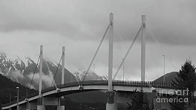 Photograph - Sitka Bridge by Loriannah Hespe